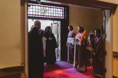 Епископ Николай в нашем храме
